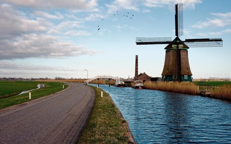 Holiday in The Netherlands