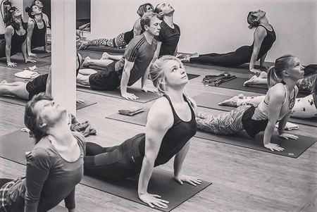 Ashtanga yoga 1