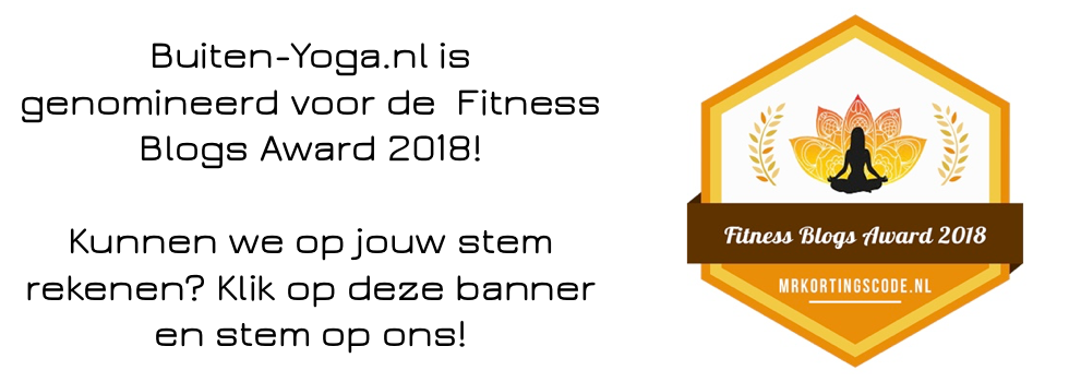 Fitness blogs award